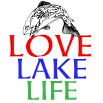 LOVE LAKE LIFE - FISH