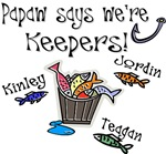 Papaws keepers for debbie