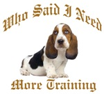 Basset Needs More Training