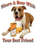  Share A Beer With Your Best Boxer Friend
