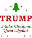Make Christmas Great Again Trump 2016