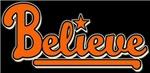 Believe Orange & Black!