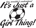 Soccer - It's a Girl Thing!
