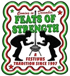 Feats of Strenght Festivus Tradition
