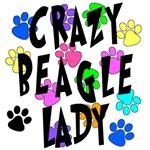 Crazy Beagle Lady