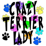Crazy Rat Terrier Lady