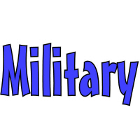 All Your Military Needs Are In Here