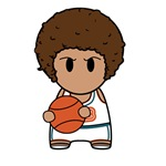 Super basketball player Yoshii
