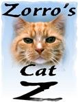 Famous Cats - Zorro's Cat