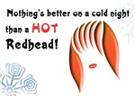 Cold Night,<br>Hot Redhead