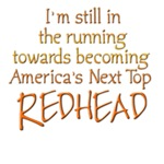 America's Next Top Redhead