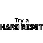 Try a Hard Reset (light)