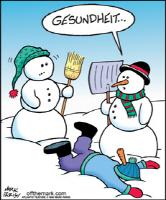 Snowman Gesundheit