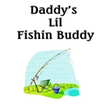 Daddy's Lil fishing buddy