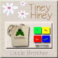Little Brother T-Shirts & baby clothes and Gifts