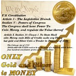 End the Fed/Gold is Money