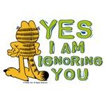 Yes, I Am Ignoring You
