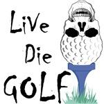 Live Die Golf