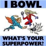 Bowling Superheroes