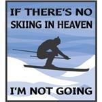 Skiing In Heaven