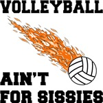 Volleyball Ain't For Sissies
