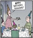 APPY Birthday, Grandad!