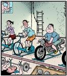 Exercise Motorbike