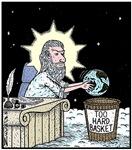 God's Too Hard Basket