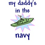 My Daddy's In The Navy