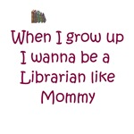 I Wanna Be A Librarian