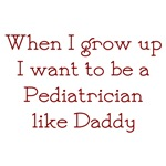 I Want To Be A Pediatrician