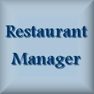 Restaurant Manager T-shirts and Gifts