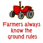 Farmers Always Know The Ground Rules