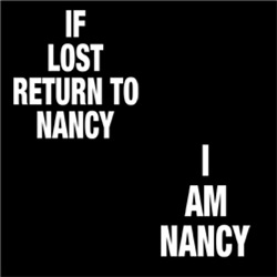 FUNNY NANCY If Lost Return To Couple Man Woman
