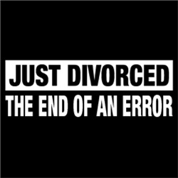Just Divorced The End of an Error #1