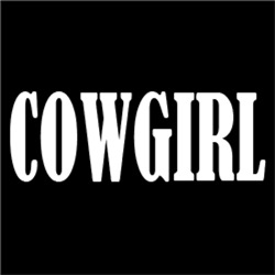 Cowgirl FUNNY