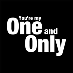 You're My One and Only #1