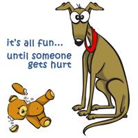 Fun until someone gets hurt.