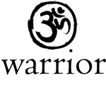 Get it Om. Warrior Logo, Yoga