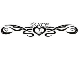 Skate Tribal