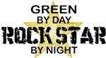 Green Rock Star