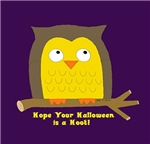 Halloween Owl Hats, Mugs, Pet Clothes, and Gifts