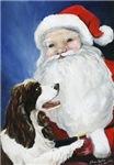 Springer Greeting Santa