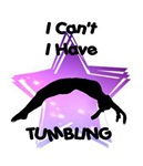 I can't I have Tumbling