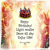 Celebrate Happy Birthday!