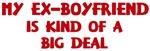 <strong>Ex-Boyfriend</strong> is a big deal