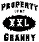 Property of <strong>Granny</strong>