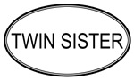 Oval: <strong>Twin</strong> <strong>Sister</strong>