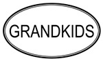 Oval: Grand<strong>kids</strong>