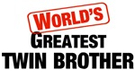 World's Greatest Twin Brother